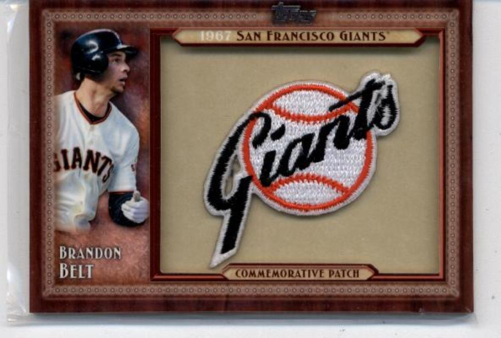 2011 Topps Update Commemorative Patch