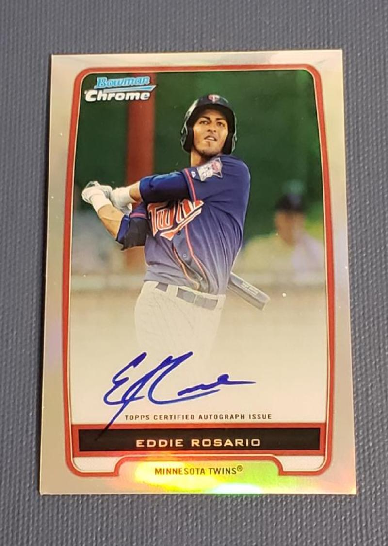 2012 Bowman  Chrome Prospect Autographs Refractors