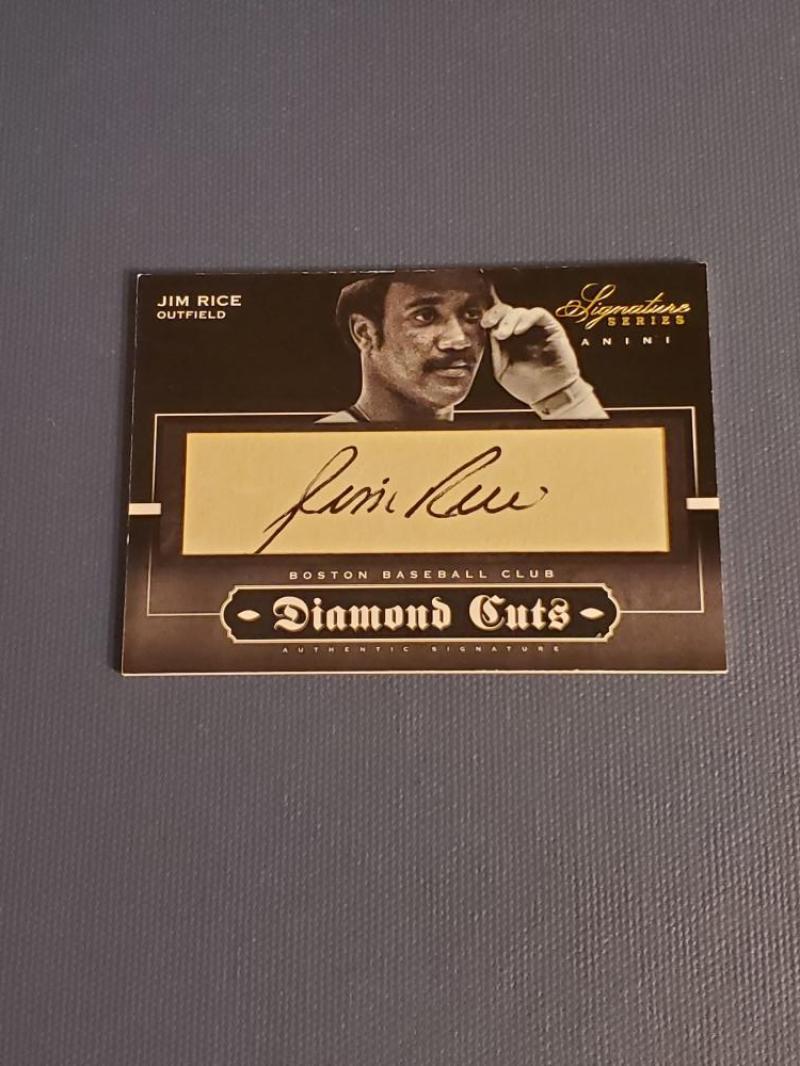 2012 Panini Signature Series Diamond Cuts