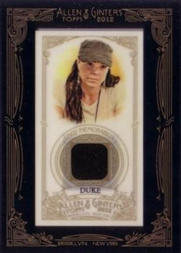2012 Allen and Ginter  Relics