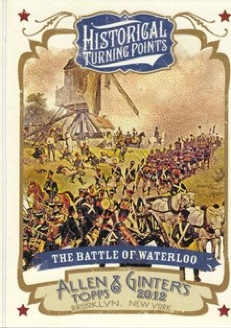 2012 Allen and Ginter  Historical Turning Points