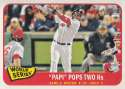 2014 Topps Heritage #132 World Series Game 1 NM-MT