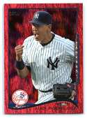 2014 Topps Red Foil #168 Alex Rodriguez