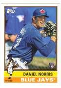2015 Topps Archives #190 Daniel Norris Toronto Blue Jays (1976 Topps)