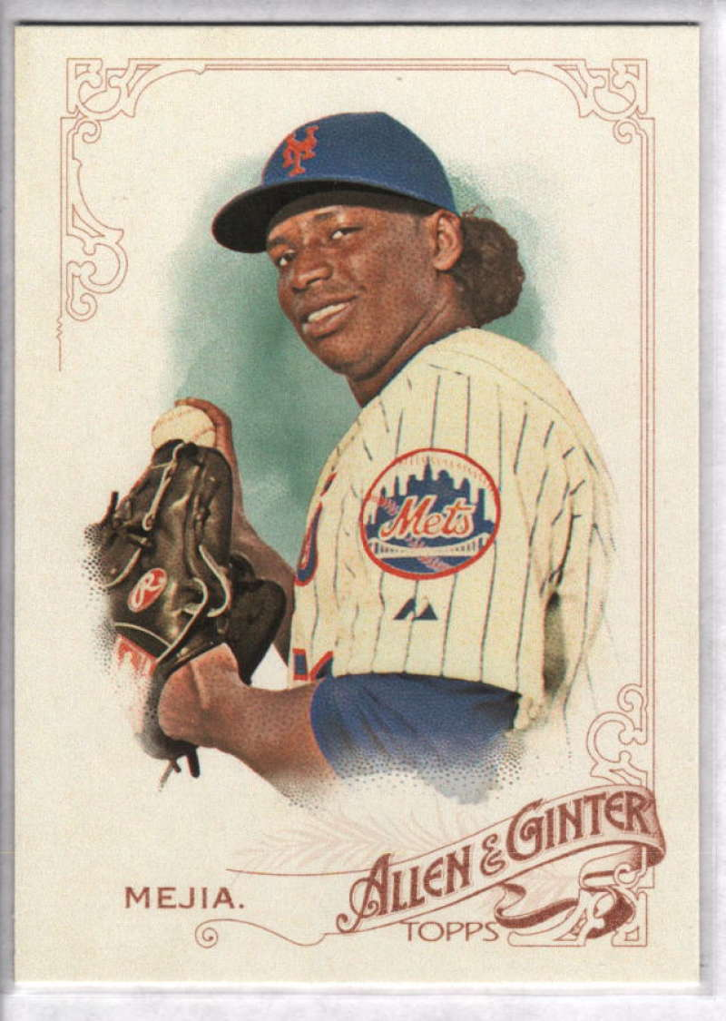2015 Allen and Ginter #280 Jenrry Mejia NM-MT Mets