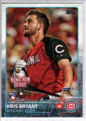 2015 Topps Update #US78 Kris Bryant Chicago Cubs (RC - Rookie Card) NM-MT MLB