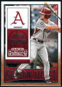 2015 Panini Contenders Season Ticket #8 Andrew Benintendi Arkansas Razorbacks