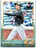 2015 Topps #178 Christian Yelich NM-MT