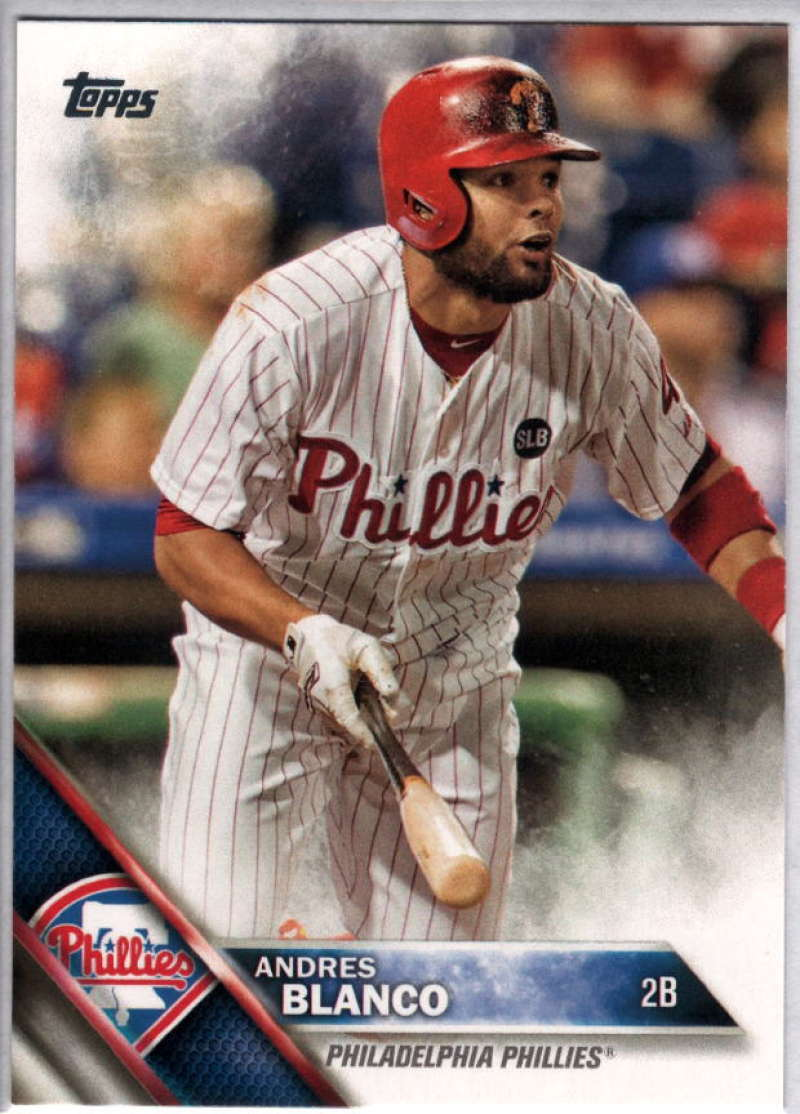 2016 Topps #383 Andres Blanco NM+