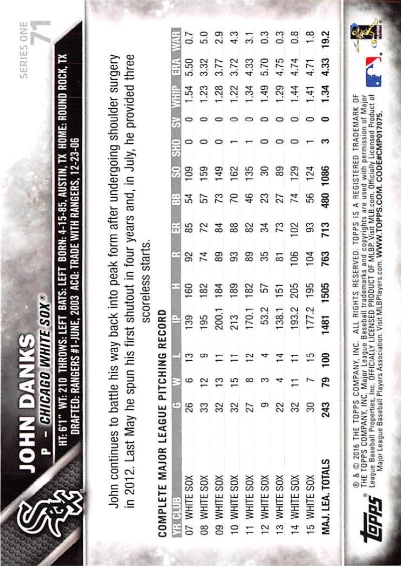 thumbnail 111 - 2016 Topps Baseball Cards Pick From List 1-251
