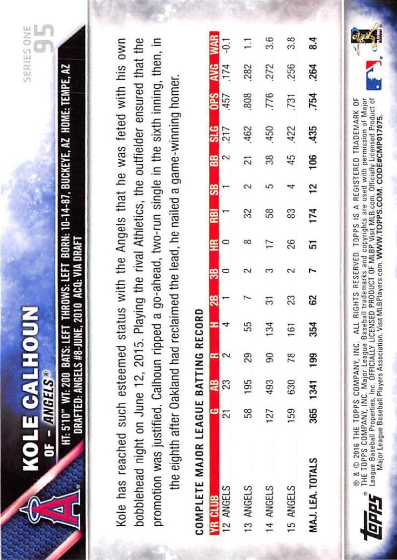 thumbnail 146 - 2016 Topps Baseball Cards Pick From List 1-251