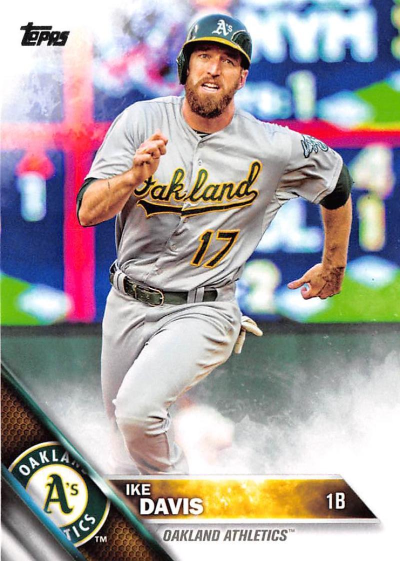 thumbnail 80 - 2016 Topps Baseball Cards Pick From List 1-251