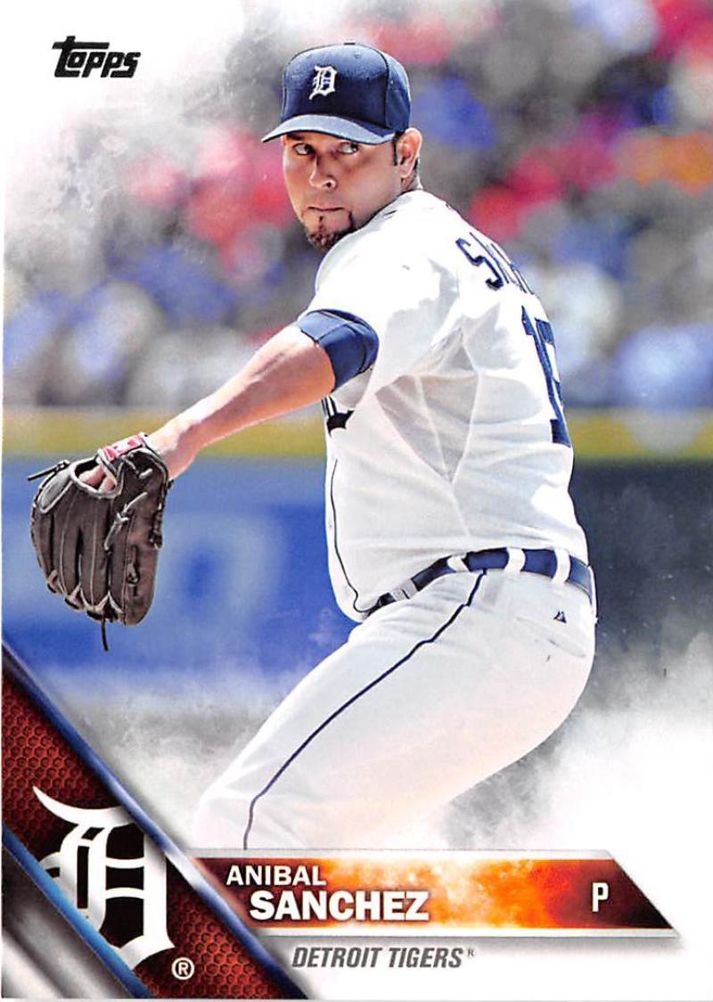thumbnail 107 - 2016 Topps Baseball Cards Pick From List 1-251