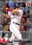 2017 Bowman #23 Andrew Benintendi RC Rookie Red Sox NM-MT