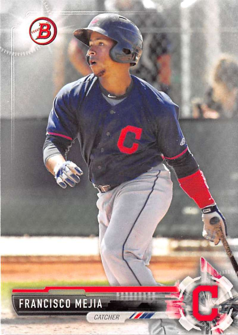 2017 Bowman Prospects #BP51 Francisco Mejia NM-MT Indians