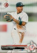 2017 Bowman Prospects #BP80 Gleyber Torres NM-MT New York Yankees