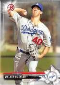2017 Bowman Prospects #BP82 Walker Buehler NM-MT Dodgers