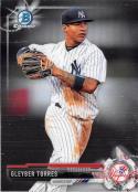 2017 Bowman Chrome Prospects #BCP80 Gleyber Torres NM-MT New York Yankees