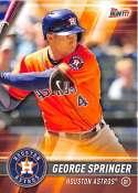 2017 Topps Bunt #139 George Springer Houston Astros
