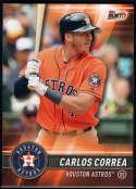 2017 Topps Bunt #193 Carlos Correa Houston Astros