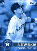 2017 Topps Bunt Blue #4 Alex Bregman Houston Astros