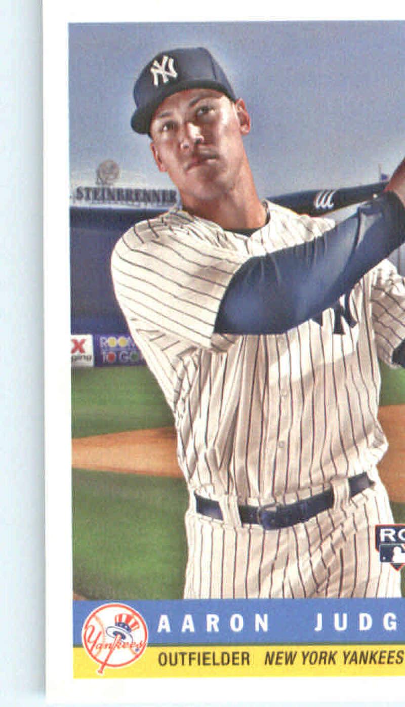 2017 Topps Archives 1959 Bazooka #59B-7 Aaron Judge New York Yankees