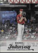 2017 Topps Stadium Club #21 Randy Johnson Arizona Diamondbacks