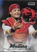 2017 Topps Stadium Club #33 Yadier Molina St. Louis Cardinals