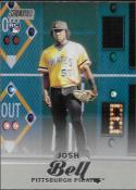 2017 Topps Stadium Club #57 Josh Bell RC Rookie Pittsburgh Pirates
