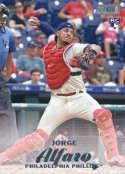 2017 Topps Stadium Club #108 Jorge Alfaro RC Rookie Philadelphia Phillies