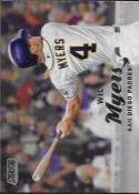 2017 Topps Stadium Club #117 Wil Myers San Diego Padres