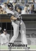 2017 Topps Stadium Club #142 Frank Thomas Chicago White Sox