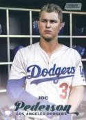 2017 Topps Stadium Club #262 Joc Pederson Los Angeles Dodgers