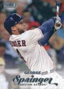 2017 Topps Stadium Club #294 George Springer Houston Astros