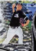 2017 Bowman Platinum Top Prospects Ice #TP-MKO Michael Kopech Chicago White Sox