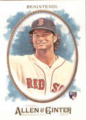 2017 Allen and Ginter #237 Andrew Benintendi RC Rookie Boston Red Sox