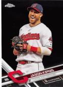 2017 Topps Chrome #164 Jason Kipnis Cleveland Indians