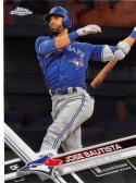 2017 Topps Chrome #171 Jose Bautista Toronto Blue Jays