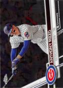 2017 Topps Chrome #173 Anthony Rizzo Chicago Cubs