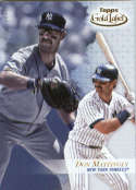 2017 Topps Gold Label Class 1 #24 Don Mattingly New York Yankees