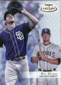2017 Topps Gold Label Class 1 #73 Wil Myers San Diego Padres