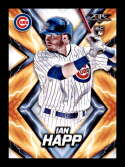2017 Topps Fire #96 Ian Happ RC Rookie Chicago Cubs