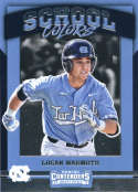 #15 Logan Warmoth North Carolina Tar Heels