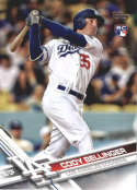 2017 Topps Update #US50 Cody Bellinger RC Rookie Los Angeles Dodgers