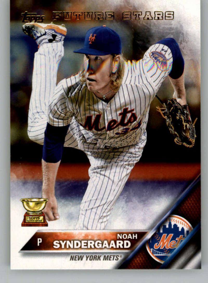 2017 Topps Update All-Rookie Cup #ARC-30 Noah Syndergaard New York Mets