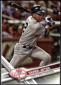 2017 Topps Update Variation Short Prints #US236 Derek Jeter SP New York Yankees