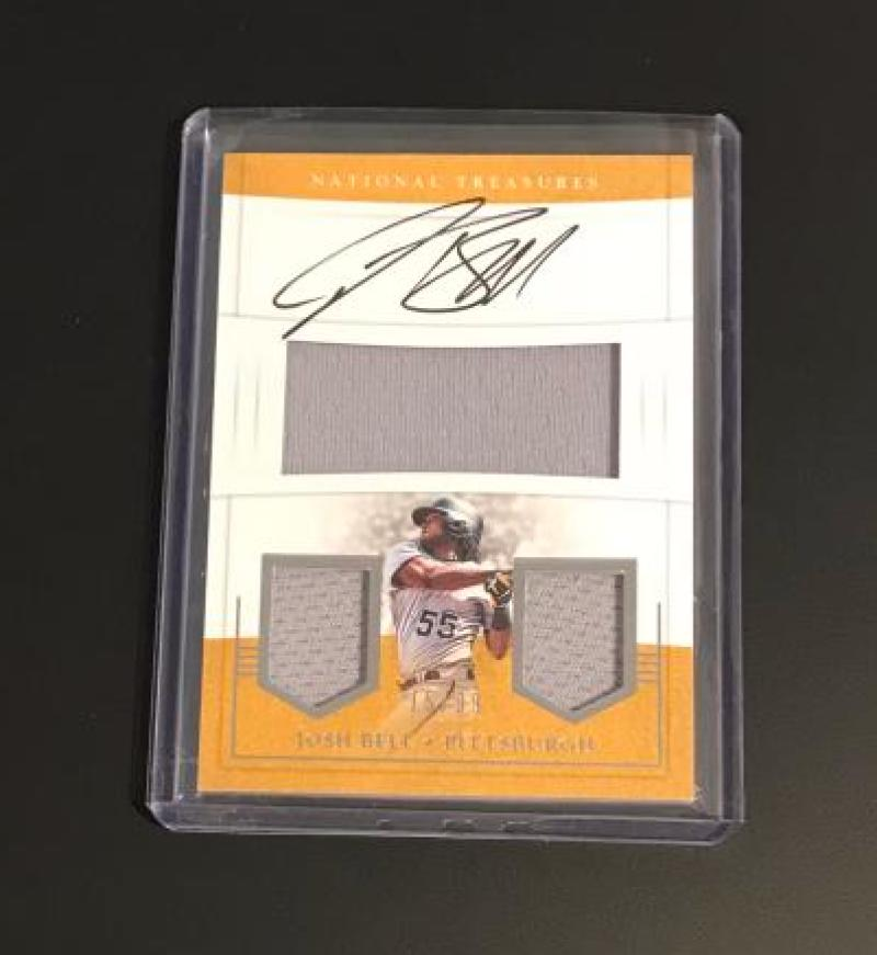 2017 Panini National Treasures Player's Collection Signatures