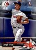 2017 Bowman Draft #BD-65 Tanner Houck Boston Red Sox