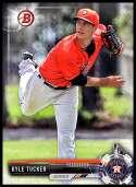 2017 Bowman Draft #BD-183 Kyle Tucker Houston Astros