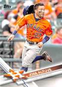 2017 Topps #644 Jose Altuve Houston Astros